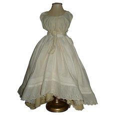 PRISTINE Antique French Fashion Doll Undergarments