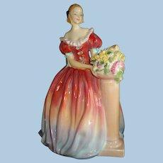 """Royal Doulton Roseanna Figurine 8"""""""