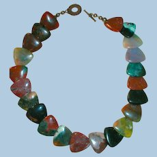 Multi Stone Designer Necklace