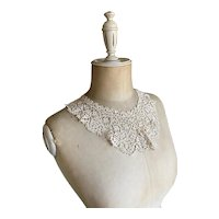 Bella Bordello Antique Befordshire Bobbin Lace Collar