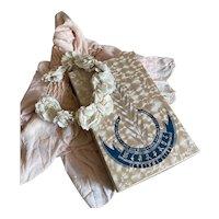 Bella Bordello Vintage Costume Slip Art Deco Pearlized Box