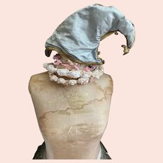 Antique Silk Jester Costume Hat From Vintage by Nina Book a Divine Mess