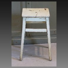 Country French Milk Stool