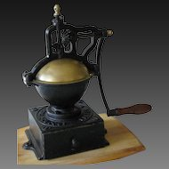 French Peugeot Freres Coffee Mill