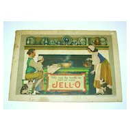 Vintage Maxfield Parrish Jello Recipe Booklet 1924