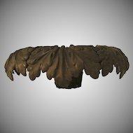 "Wonderful Metal Architectural Acanthus Leaf Capital 16"""