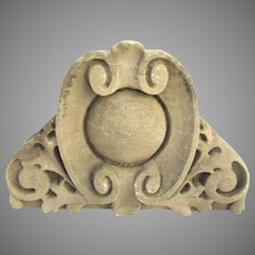 Architectural Building Ornament Limestone