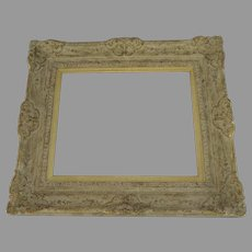 Vintage Dutch Frame Made in Holland Closed Corners Non Directional
