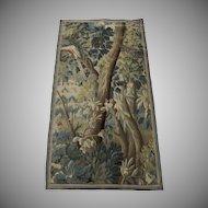 Flemish Small Tapestry Tree Bird