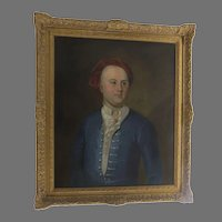 Portrait of a Gentleman(1665-1745) by Jonathan Richardson
