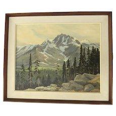 Oil on canvas by  Joseph Hastings Bennett