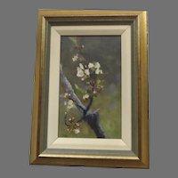 Oil on Canvas by Clark G. Mitchell Bird