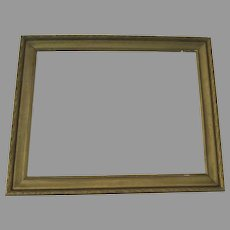 Vintage Gold Picture Frame Non Directional