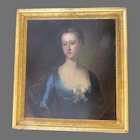 18th Century Oil Portrait by Sir Joshua Reynolds PRA Duchess of Cleveland