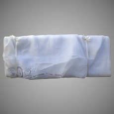 "Vintage Bolt Cotton Voile Swiss Switzerland Cilander 40"" Wide"