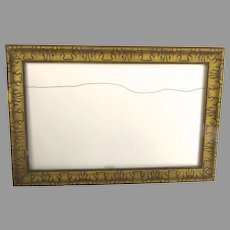 19th Century Horizontal or Vertical Gilt Frame