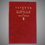 Vivette, by Gelett Burgess