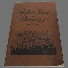 1922 Pueblo's Flood i Pictures and Story Paperback