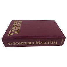 W. Somerset Maugham Cakes & Ale The Painted Veil Liza Of Lambeth Razors Edge Theatre Moon & Sixpence  W Somerset Maugham  Published by OCTOPUS BOOKS USA