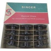 12 x Vintage Singer Special Discs Cams 600 603 Machines