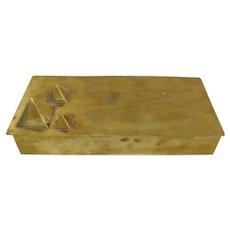 Vintage 1970's Decorative Box Pyramid