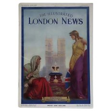 The Illustrated London News Coronation Ceremony Number May 1937