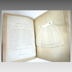 Late 19th Century Philadelphia Textile School Notes Exercise Books (2)