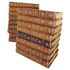 The Works of Muhlbach 17 Volumes 1915
