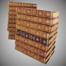 The Works of Muhlbach 17 Volumes 1915