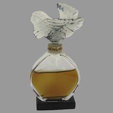 Vintage Parure Parfum Guerlain  1/4 fl. oz