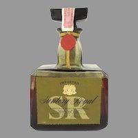 Suntory Royal Japan Decorative Bottle Sealed with Tax Label