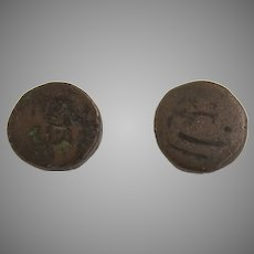Early Copper Coins India