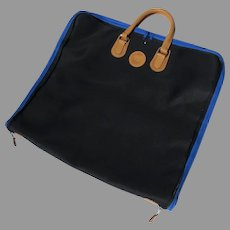 Mulholland Brothers Garment Bag Luggage Carry On Travel