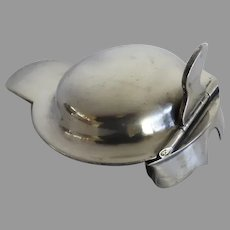 Vintage Tiffany Silver Plated Syrup Pitcher Lid Replacement