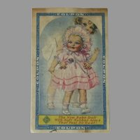 Vintage Baby Doll Coupon