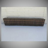 Set of 31 Leather Bound Books by J. Fenimore Cooper