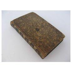 Grandeur Des Romains Leather Book 1801