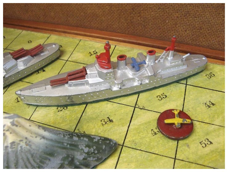 Vintage Battleship Game Sold  Ruby Lane