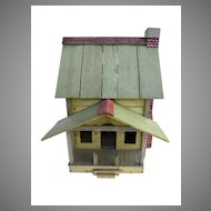 American Painted Country Dollhouse