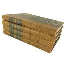 Dickens Christmas Novels 1887 4 Volumes