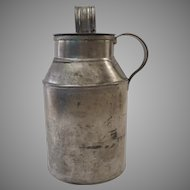 Vintage Tin Milk Carrier