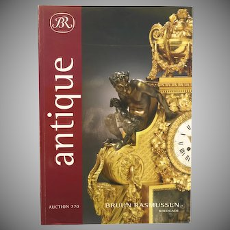 Brunn Rasmussen Auction Catalogue: Furniture, Silver & Jewelry 2007
