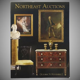 Vintage Northeast Auctions Catalogue 2003