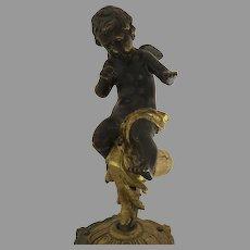 Bronze Putti Putto Cherub Angel