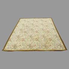 Large Mid-Century Modern Rug by Stark Carpet