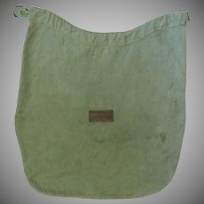 Large Tiffany Vintage Silver Storage Bag