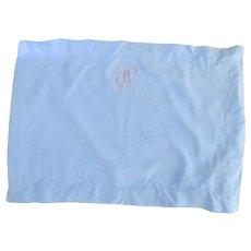 Vintage Fine Quality Pillowcase by Léron, Inc., New York