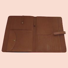 Mark & Graham Leather Tech Case Envelope Excellent