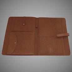 Mark & Graham Leather Tech Case Envelope Excellent