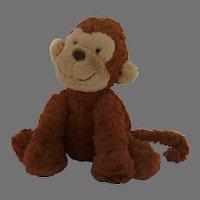 Jellycat London Monkey Brown Soft
